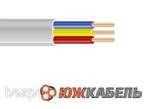 Южкабель ШВВП 3х0.75 кабель силовой 2-х проводный