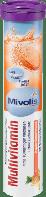 Витамины шипучие Mivolis Multi-vitamin