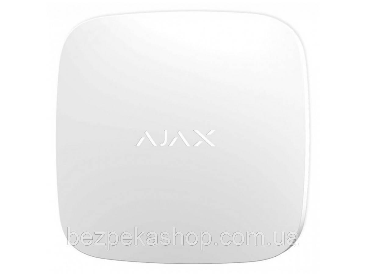Ajax LeaksProtect white беспроводной датчик раннего обнаружения затопления