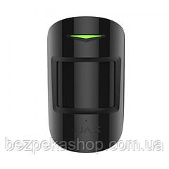 Ajax CombiProtect black датчик движения беспроводной (черный)