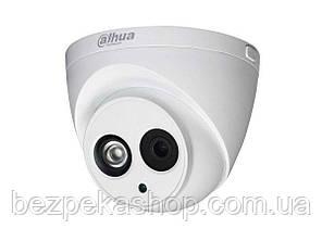 Dahua DH-HAC-HDW1200EMP-A-S3 (3.6 мм) видеокамера купольная наружная