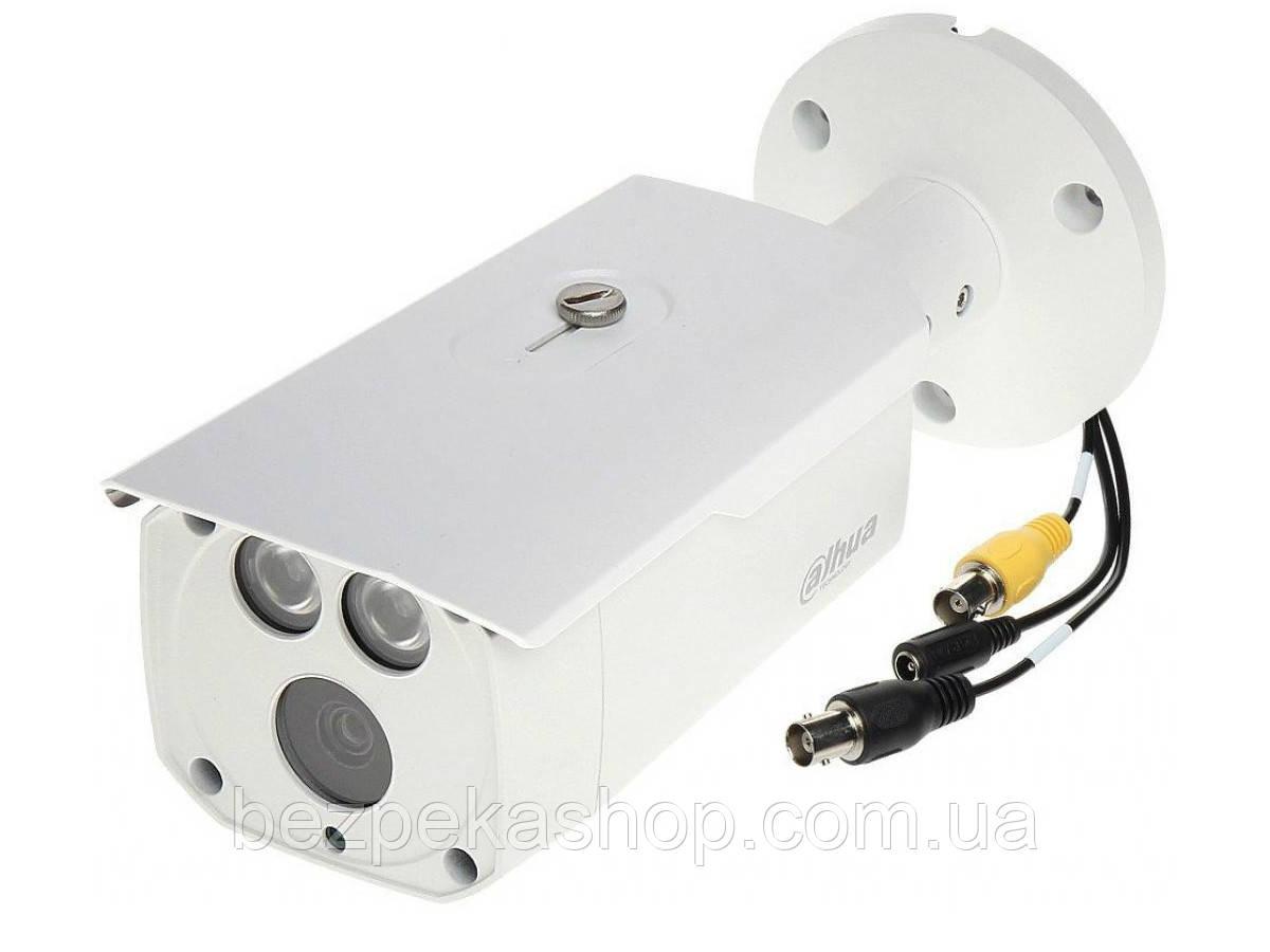 Dahua DH-HAC-HFW1400DP-B (3.6 мм) видеокамера наружная