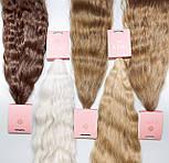Славянские волосы 70 см. Цвет #Блонд, фото 5