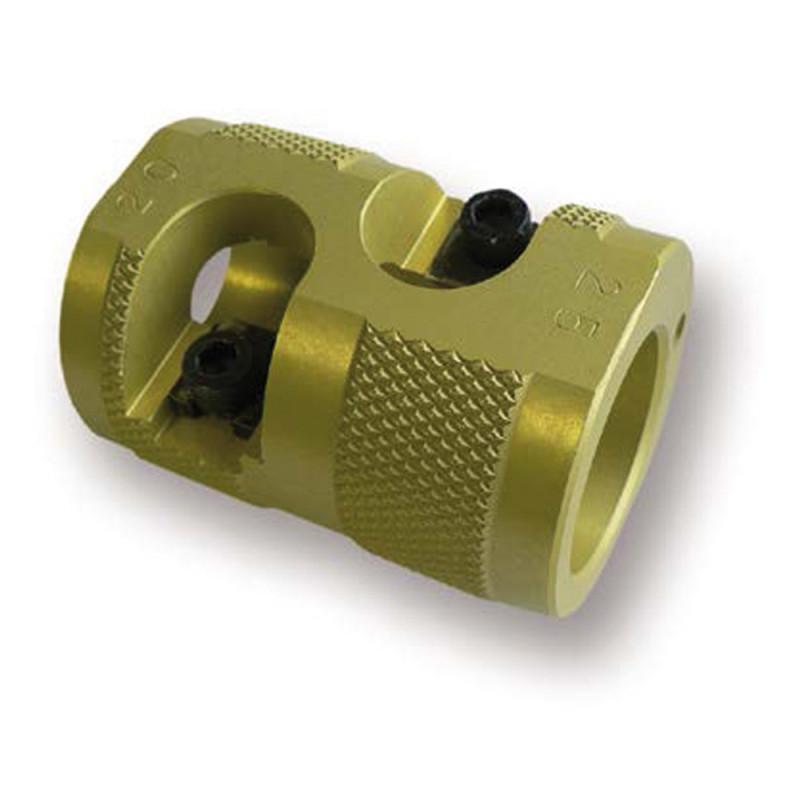 Обрезное трубне пристрій Ekoplastik 90 мм