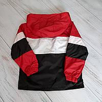 Спортивная куртка для мальчиков 3-7 лет