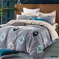 Комплект постельного белья Двуспальный Viluta, 100% хлопок, постельный набор двухспальный, постельный комплект