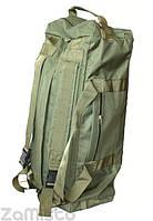Сумка-рюкзак 80 л (зелена)