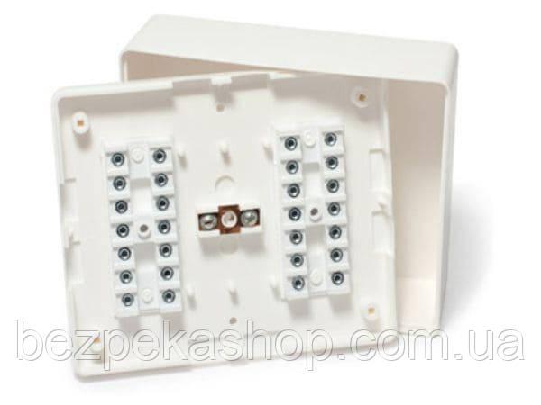 Алай КМС 2-28 коробка клеммная с тампером на 28 контактов