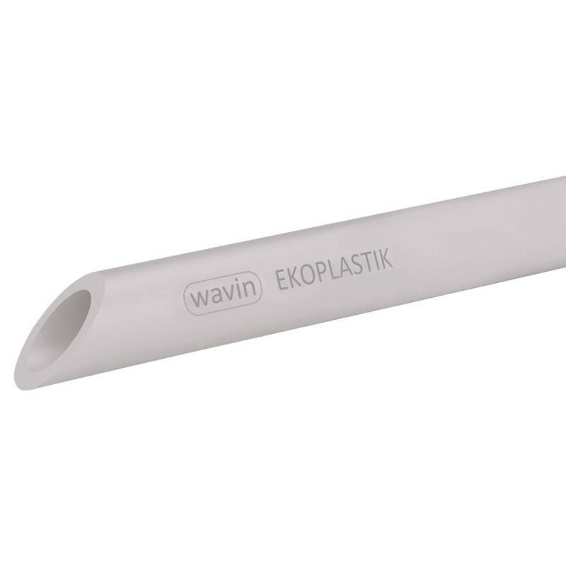 Труба из PPR Ekoplastik 50х3,2 PN20