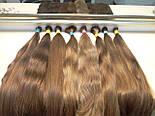 Зріз слов'янських волосся 70 див. Незабарвлені, фото 4