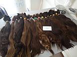 Зріз слов'янських волосся 70 див. Незабарвлені, фото 5