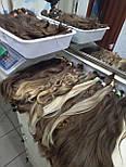 Зріз слов'янських волосся 70 див. Незабарвлені, фото 6