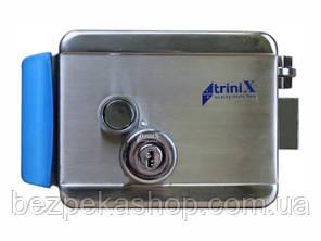 Trinix TRX Fass Steel замок электромеханический накладной