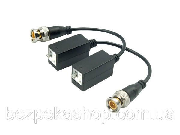 TENDTOP TT201P-HD-D2 1-канальный усилитель для передачи видео по витой паре (комплект)