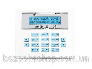 Satel INT-KLCDL-GR клавиатура