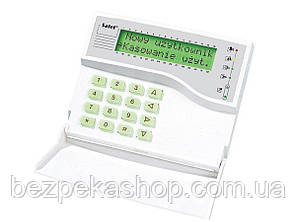 Satel INT-KLCDK-GR клавиатура