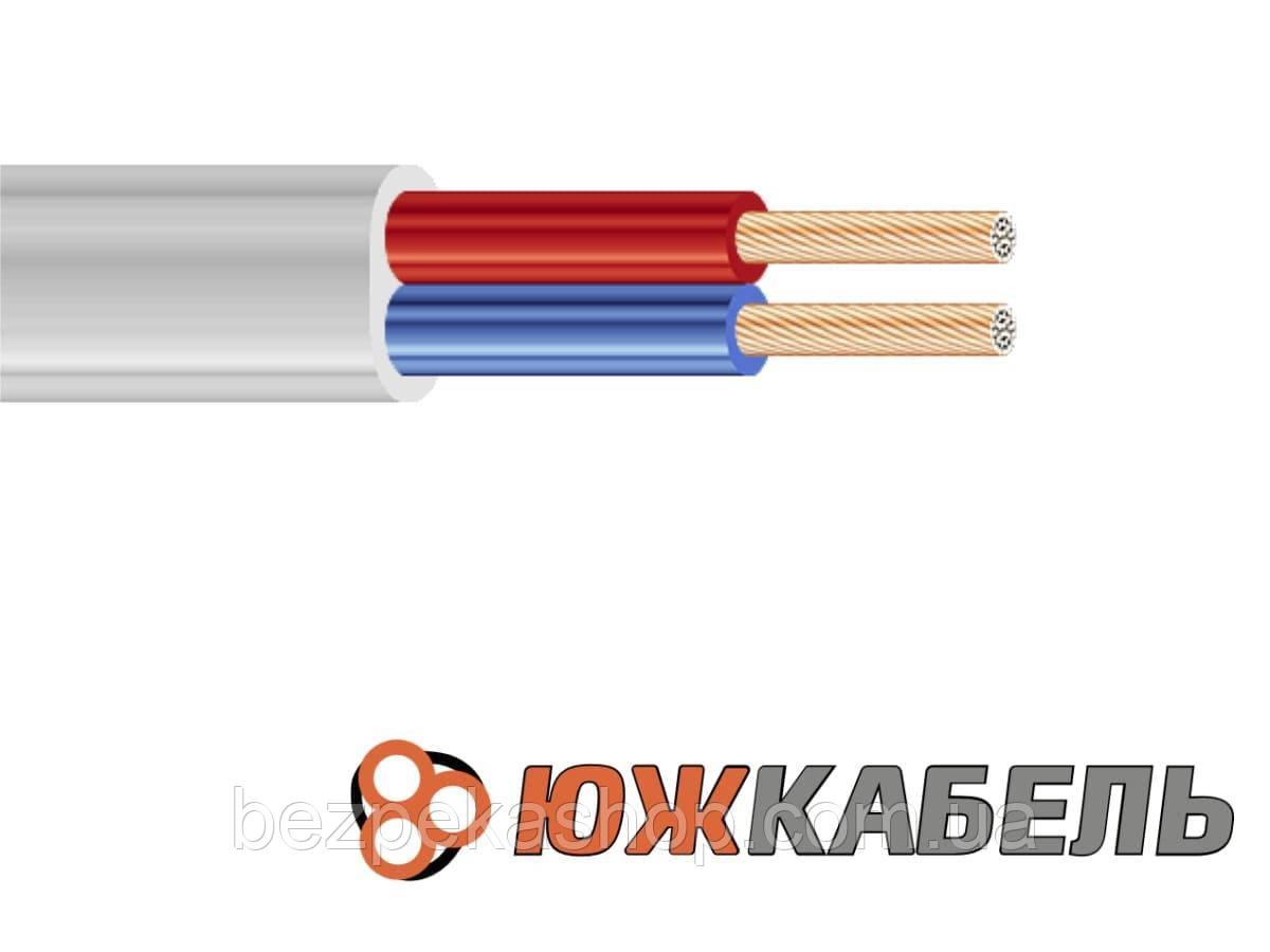 Южкабель ШВВП 2х1,5 кабель силовой 2-х проводный