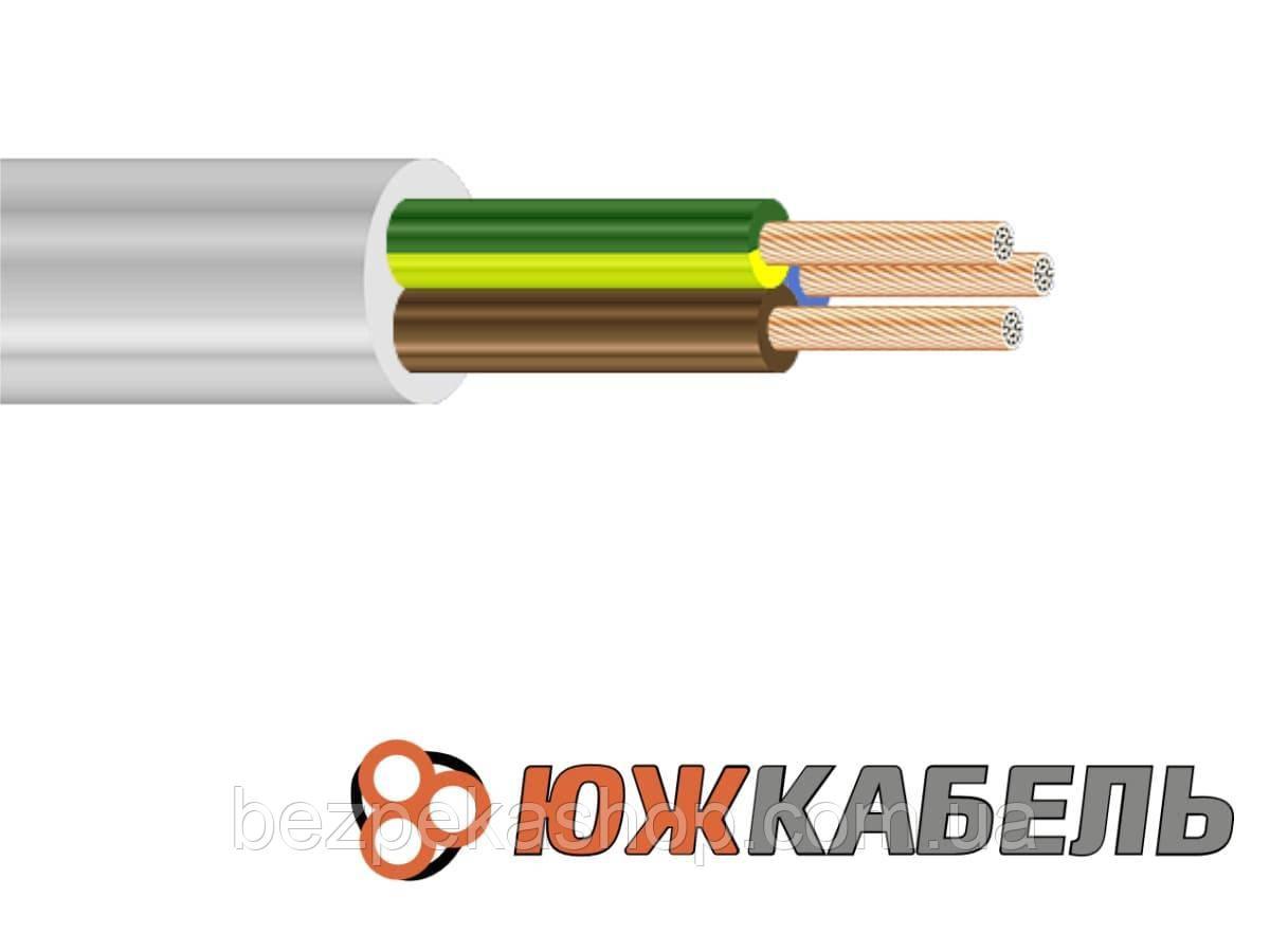 Южкабель ПВС 3х1,5 кабель силовой 3-х проводный