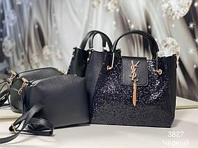 Жіноча сумка 3837, фото 3