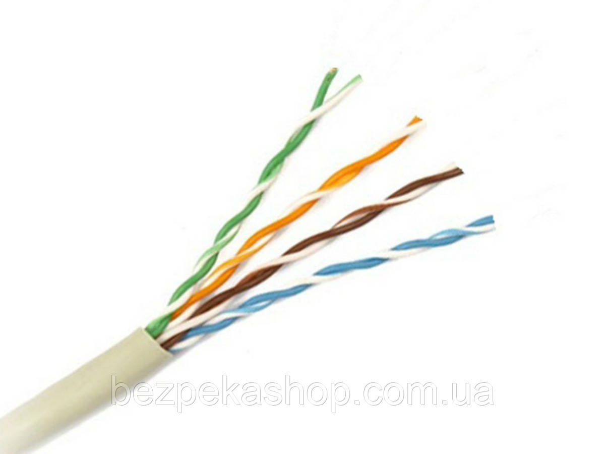Trinix кабель витая пара UTP без экрана (медь)