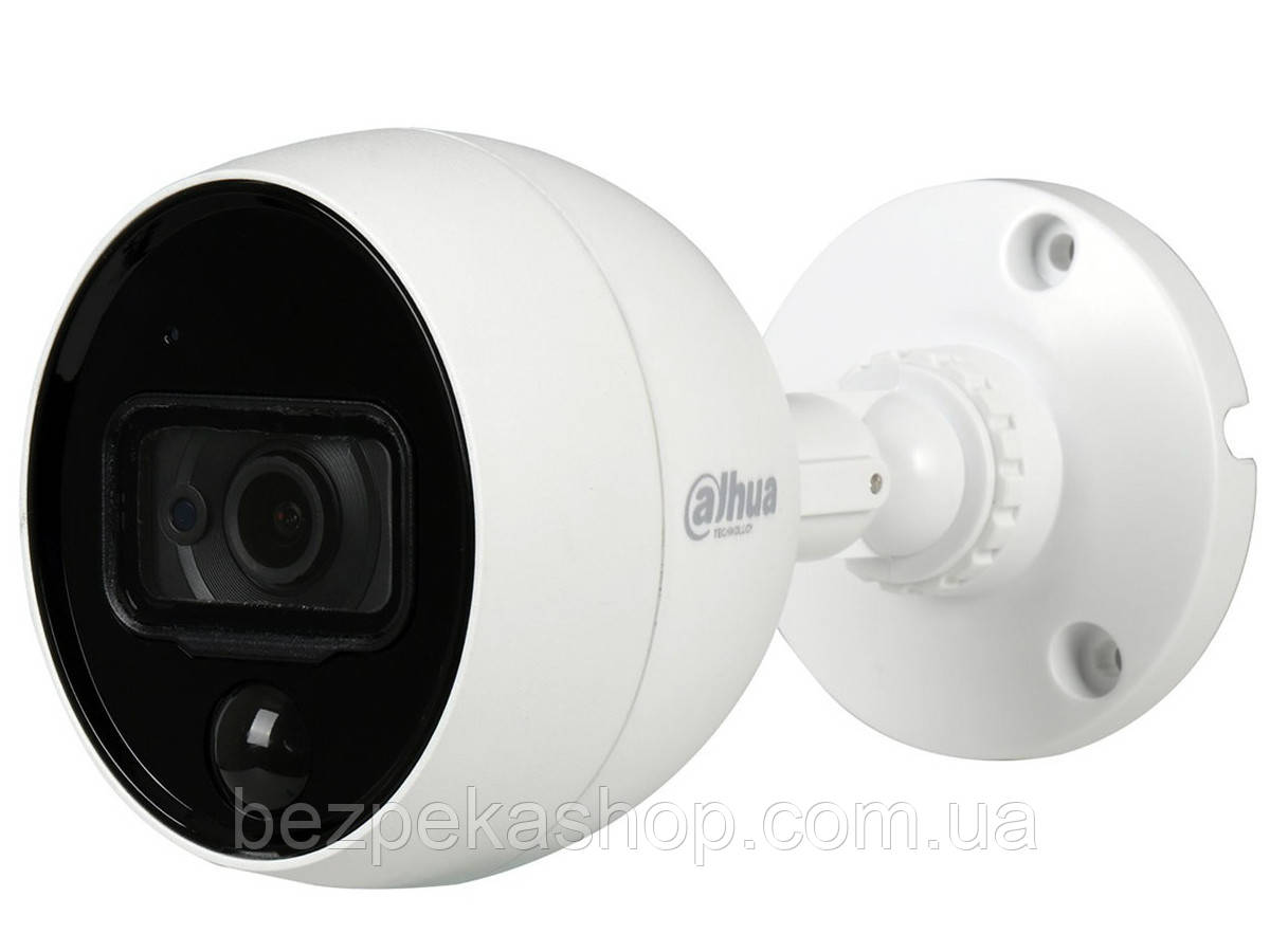 Dahua DH-HAC-ME1400BP-PIR камера уличная MotionEye