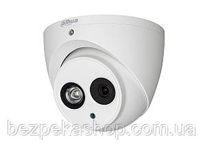 Dahua DH-HAC-HDW1400EMP(2.8) видеокамера купольная наружная