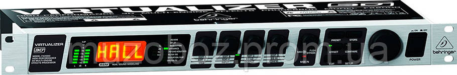 Процессор эффектов Behringer FX 2000 3D, фото 2