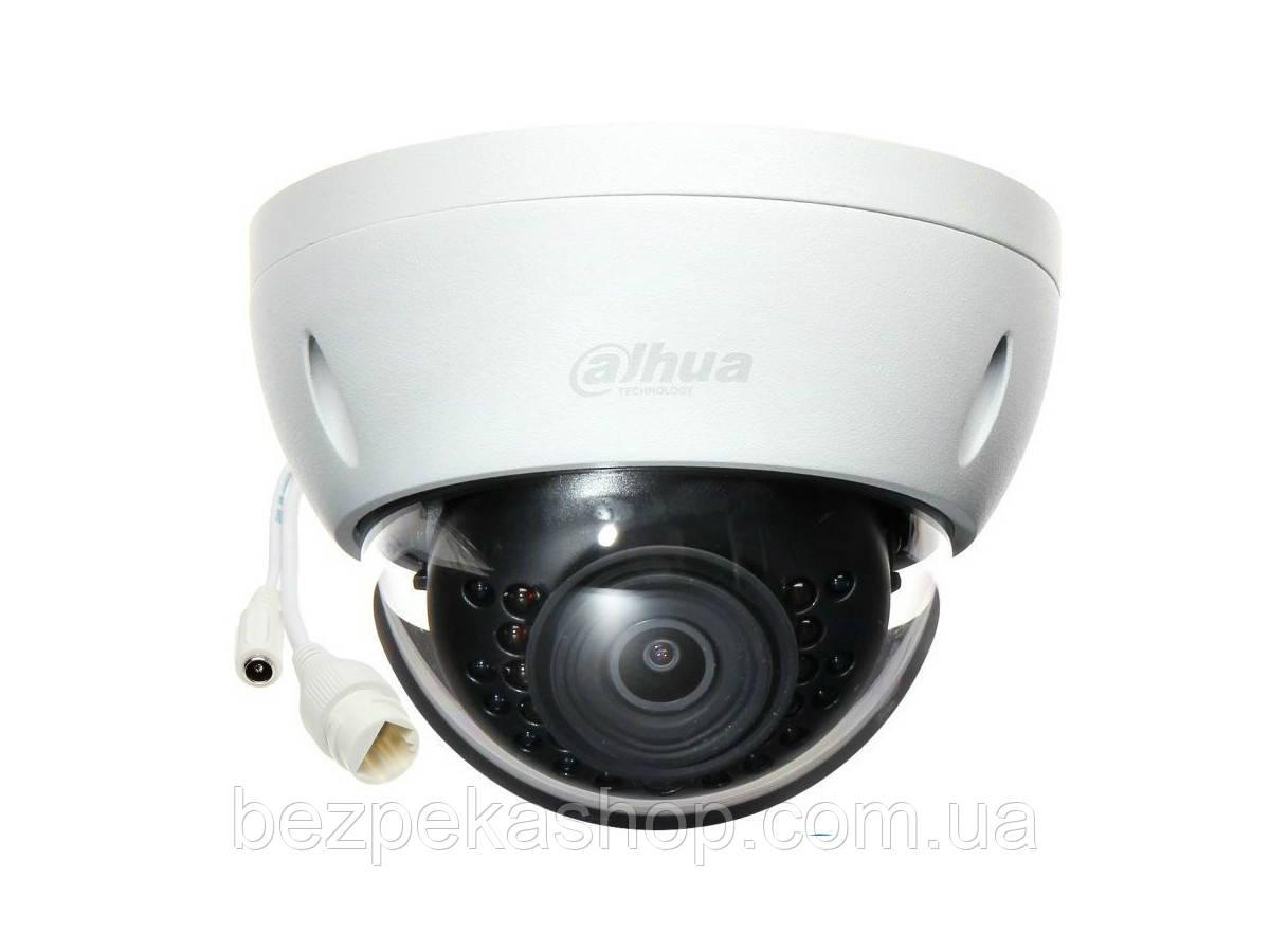 Dahua DH-IPC-HDBW1431EP-S (2.8 мм) камера купольная наружная