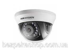 HIKVISION DS-2CE56D0Т-IRMMF (3.6 мм) видеокамера купольная