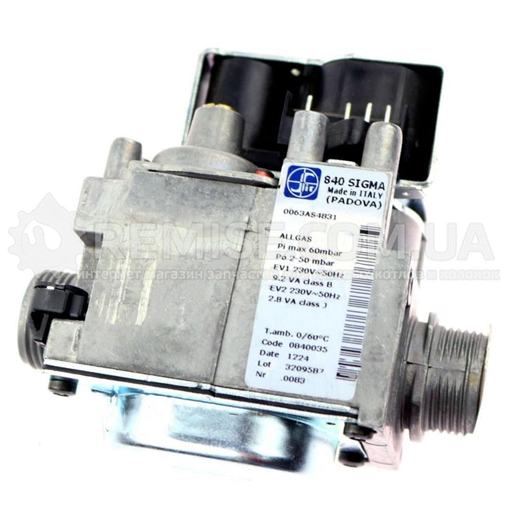 Газовый клапан Fondital Bali BTN\BTFS, RTN E\RTFS - 6WVALELE00