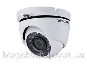 HIKVISION DS-2CE56D0T-IRMF (2.8 мм) видеокамера купольная
