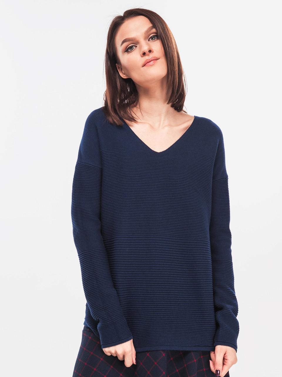 Пуловер Tom Tailor 1008633 M Синий