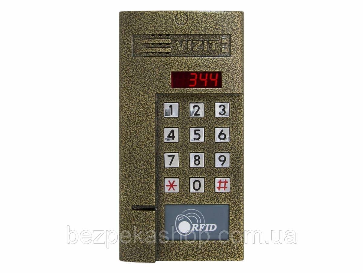 Vizit БВД-344R дверний блок під'їзного домофона
