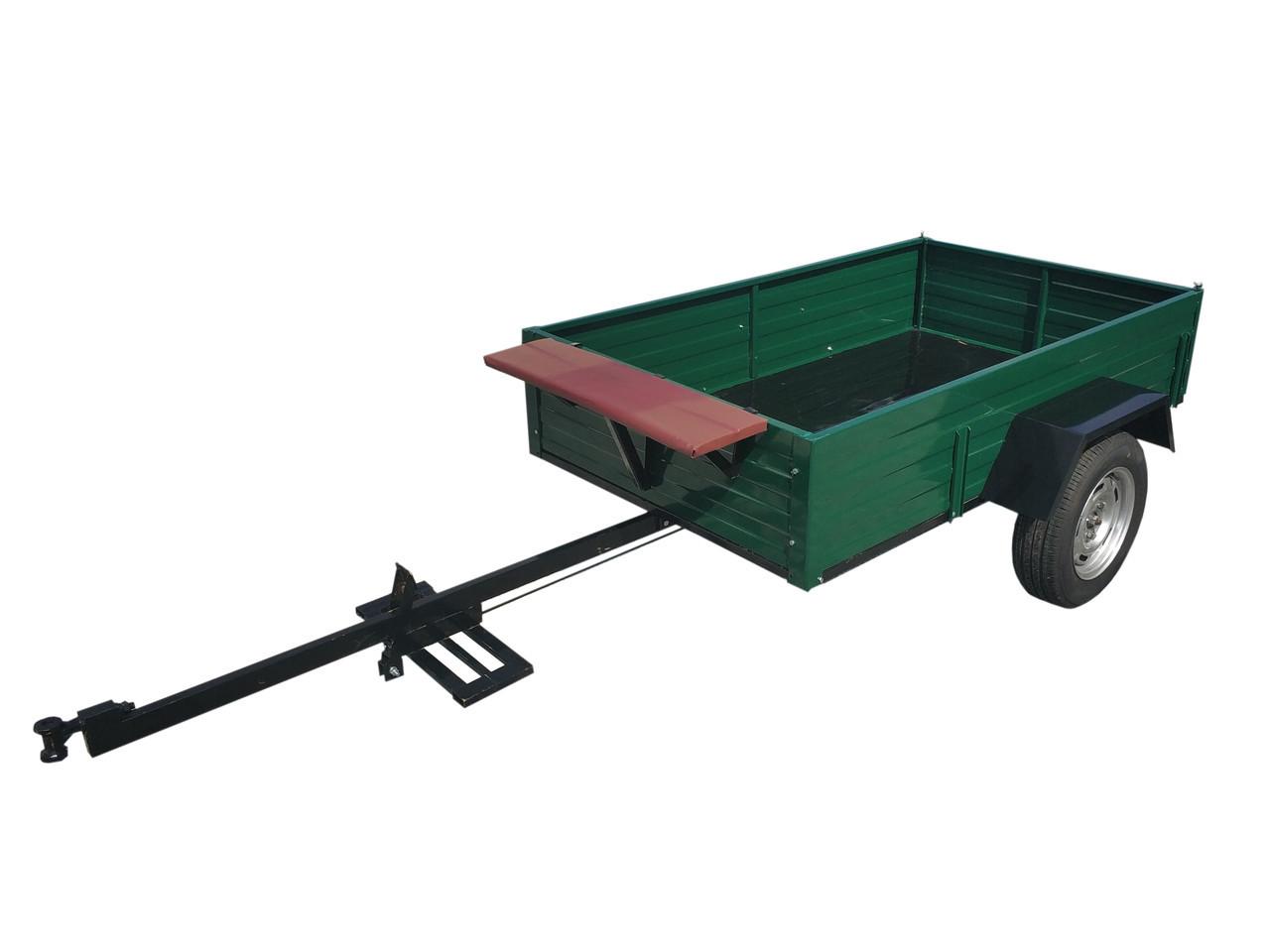 Прицеп мотоблочный Ярило (1680х1170х400 мм)