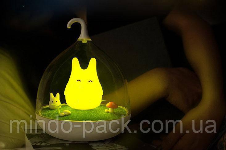 Ночник Тоторо (Желтый)