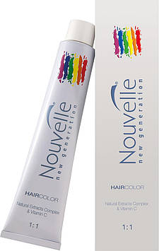 NOUVELLE Краска для волос 100мл.
