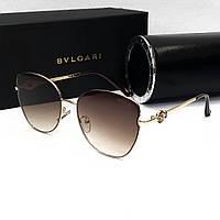 Женские солнечные очки (2080) brown, фото 1