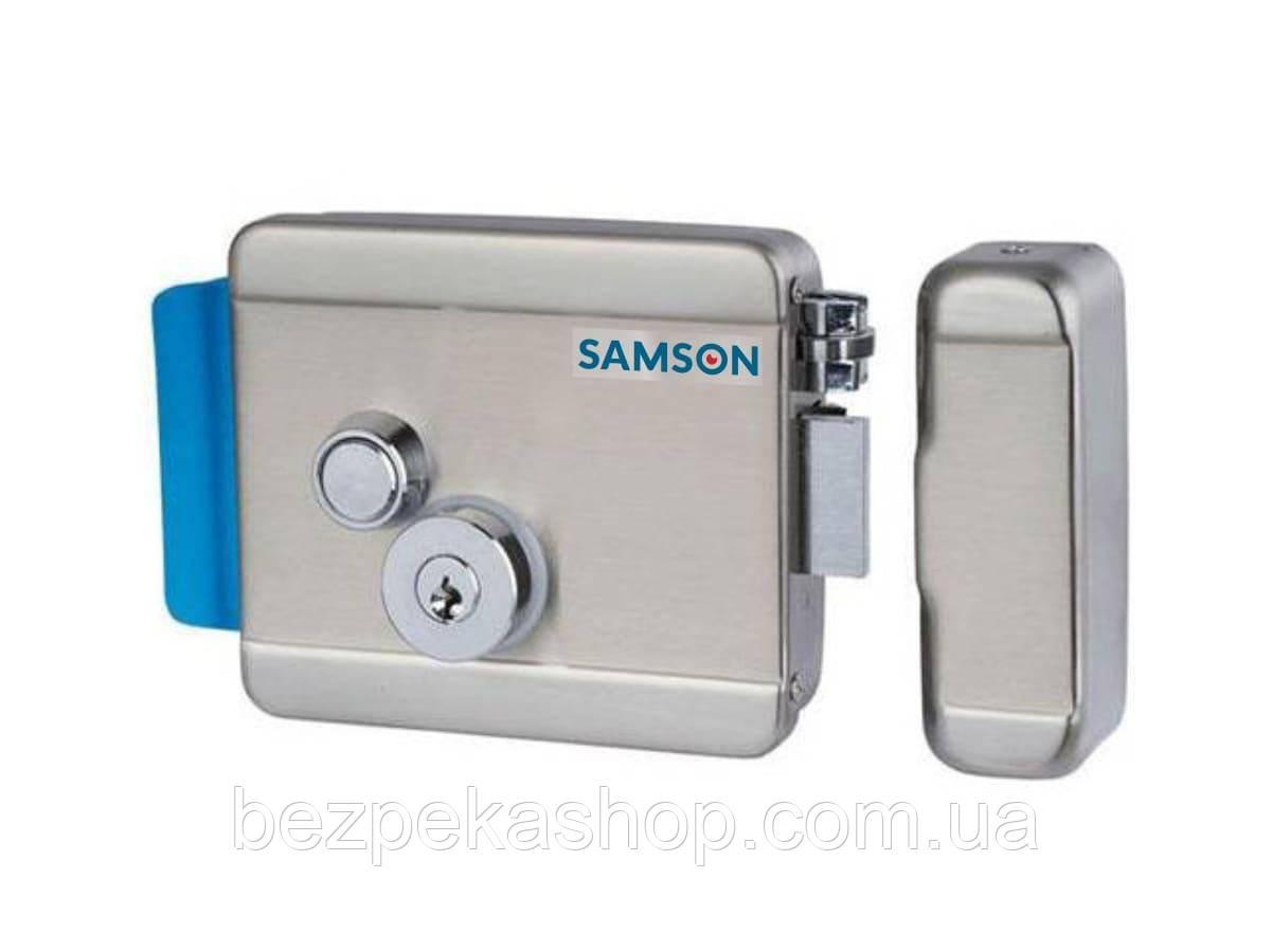 Samson SL-2369 замок электромеханический накладной