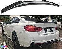 Карбоновый Спойлер BMW 4 F32 M4 Дизайн