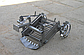 Картофелекопалка транспортерная Ярило (привод от колес, сцепка идет в комплекте), фото 2