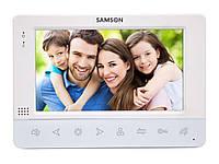 "Samson SW-715N монитор домофона 7"" (белый), фото 1"