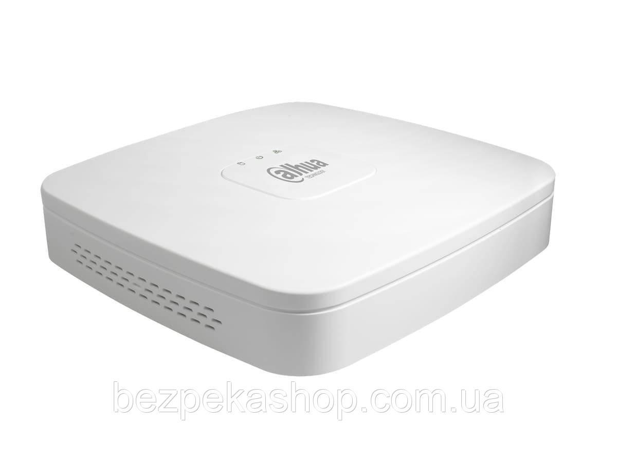 Dahua DHI-NVR2104-4KS2 видеорегистратор IP
