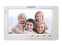 "Samson SW-315 AHD монитор домофона 7"" (белый), фото 1"