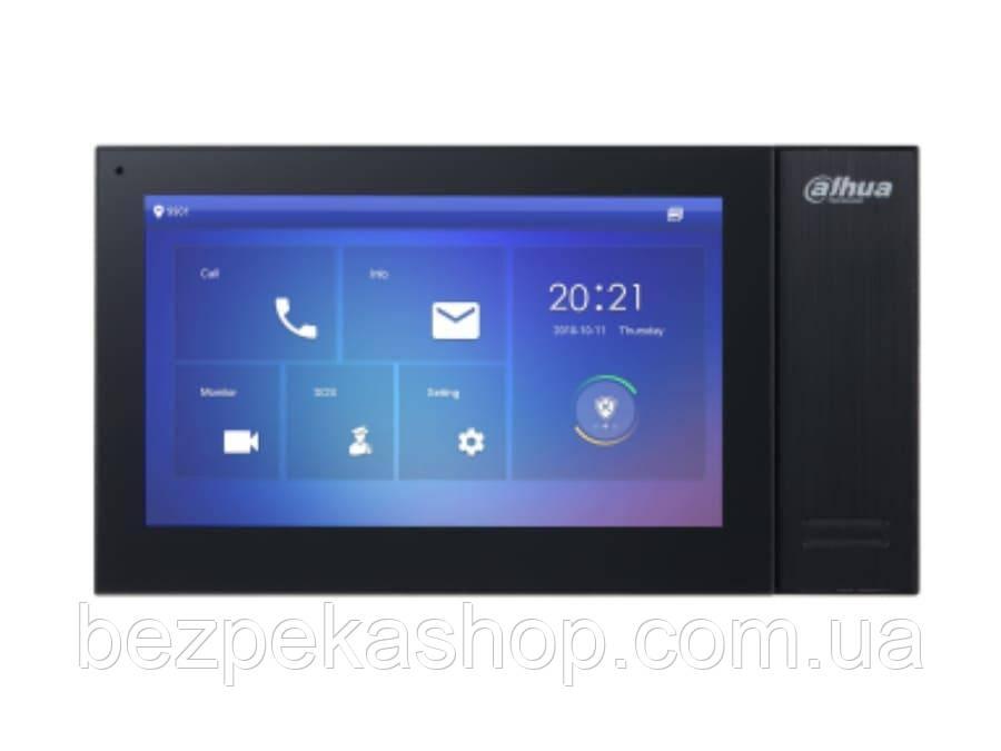 Dahua DHI-VTH2421FB монитор IP домофона (черный)