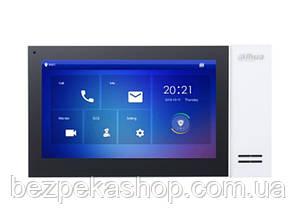 Dahua DHI-VTH2421FW монитор IP домофона (белый)