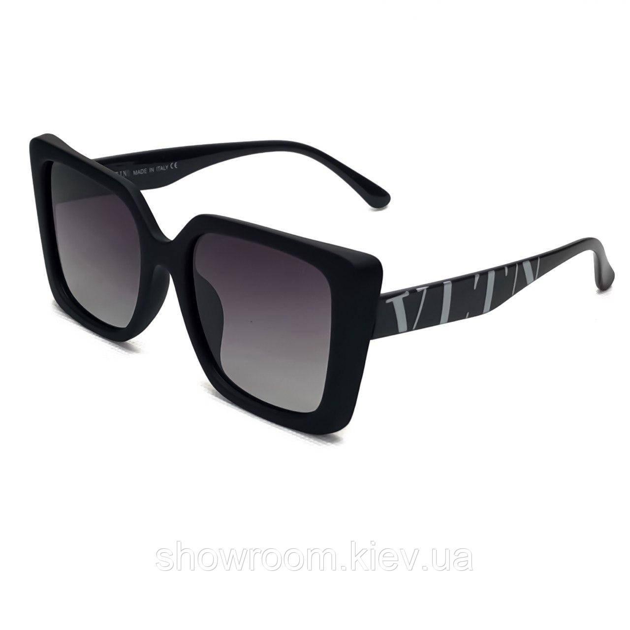 Женские солнцезащитные очки Valentino (2919) black