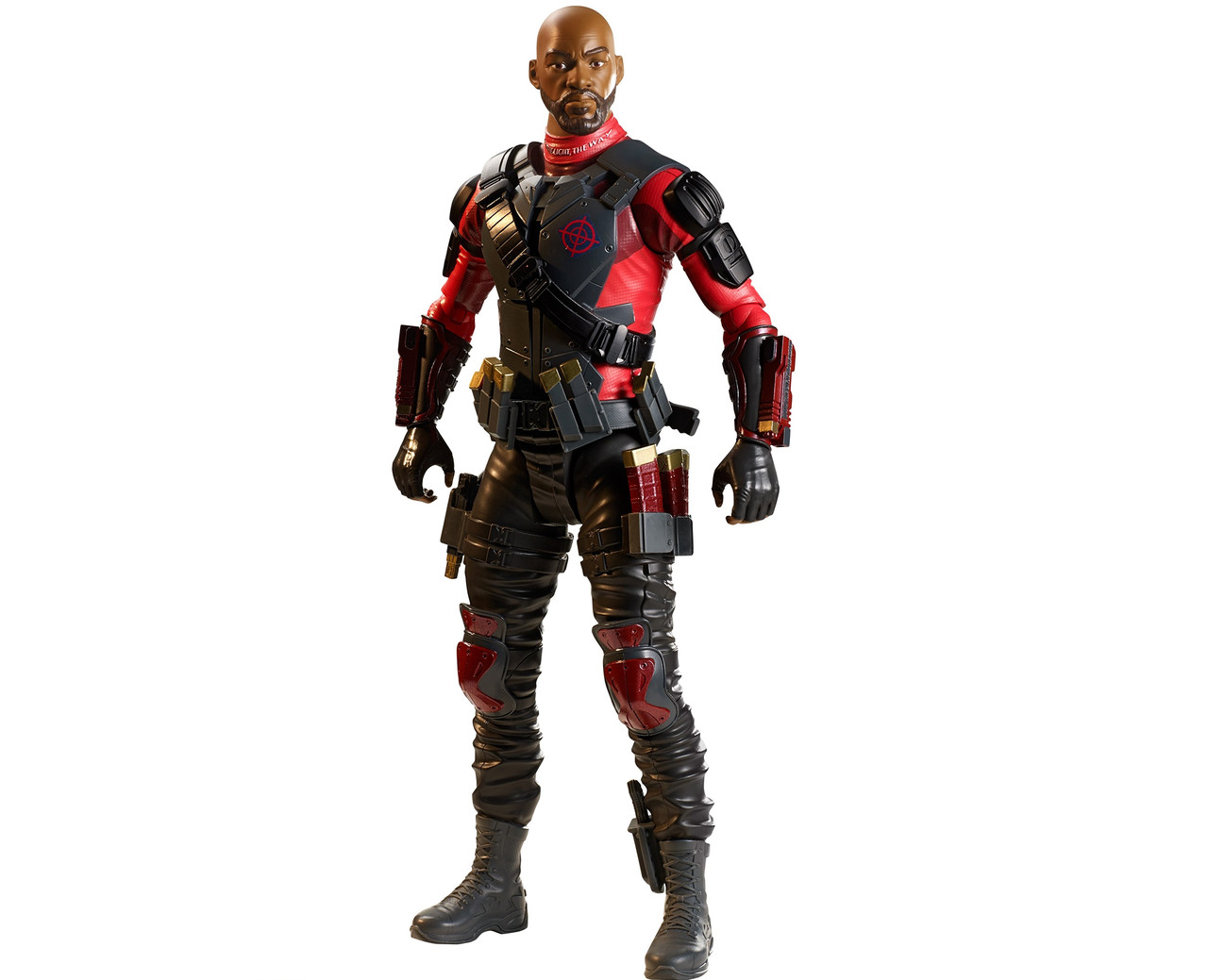 "Большой Дэдшот ""Отряд самоубийц"" DC Comics Multiverse Suicide Squad Deadshot Figure 12"""