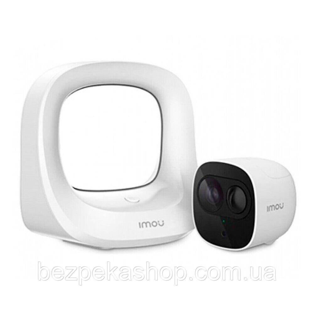Dahua Kit-WA1001-300/1-B26EP беспроводная камера с базовой станцией