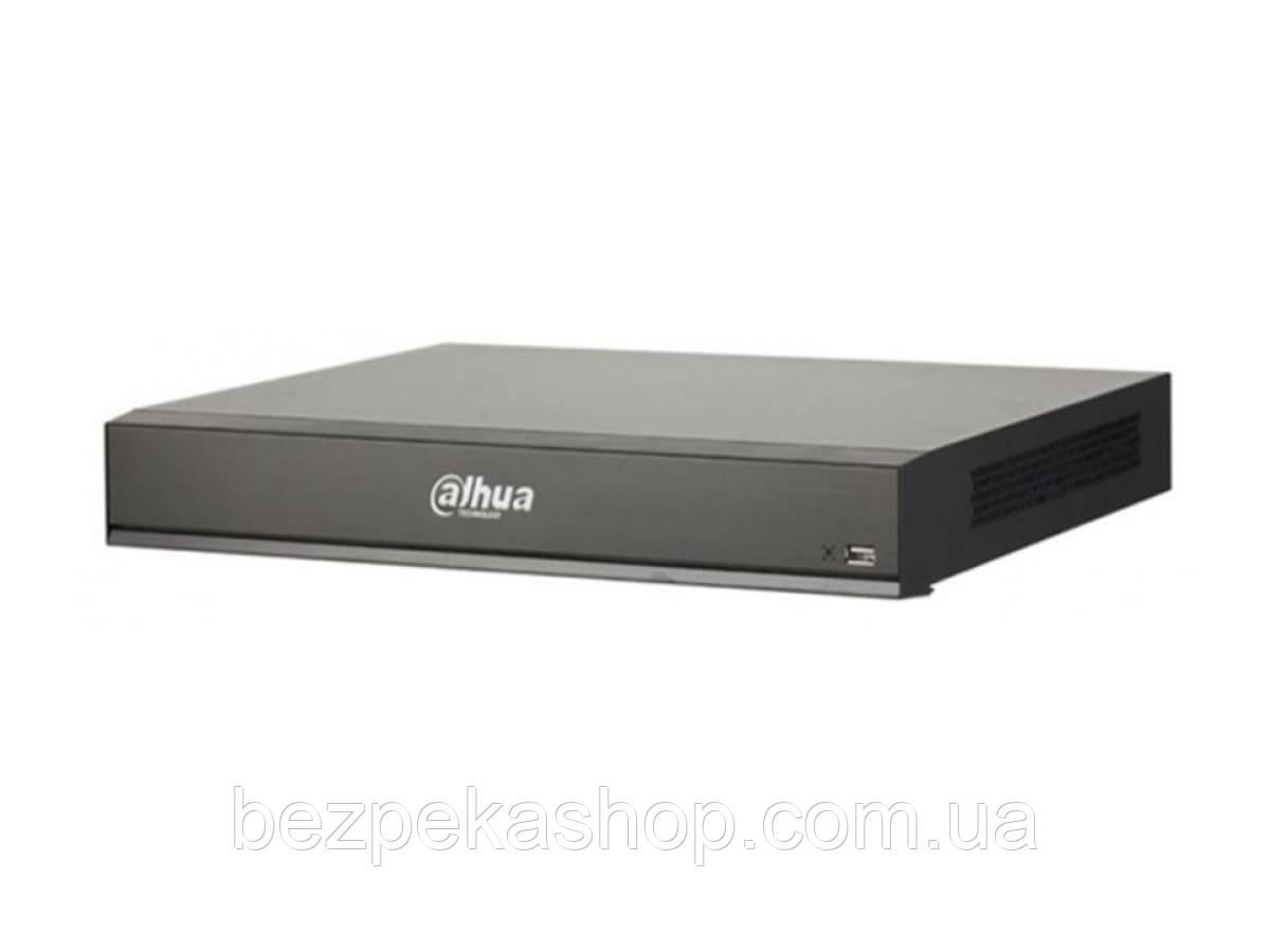 Dahua DHI-NVR5216-8P-I видеорегистратор 16-канальный AI NVR c PoE коммутатором на 8 портов