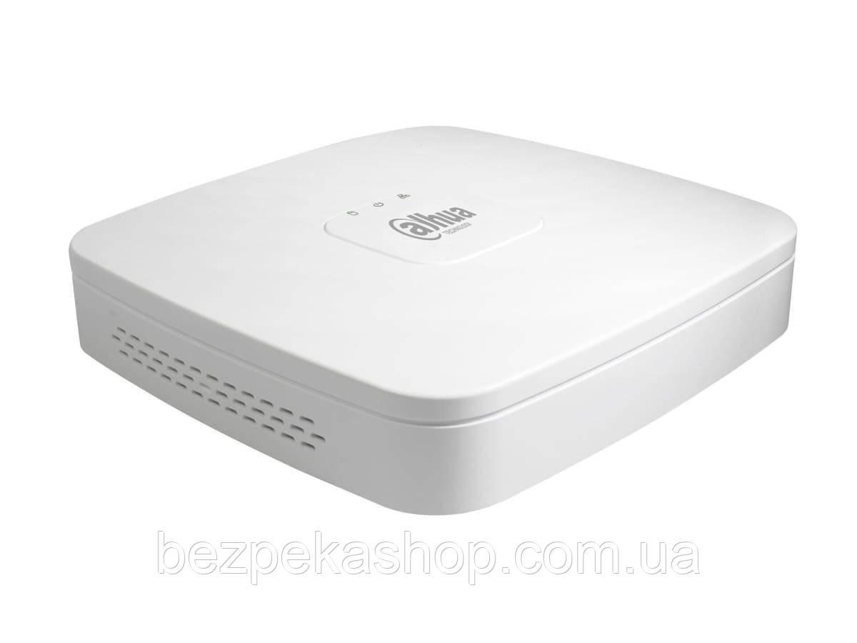 Dahua NVR2116-4KS2 сетевой 16-канальный Smart 1U видеорегистратор